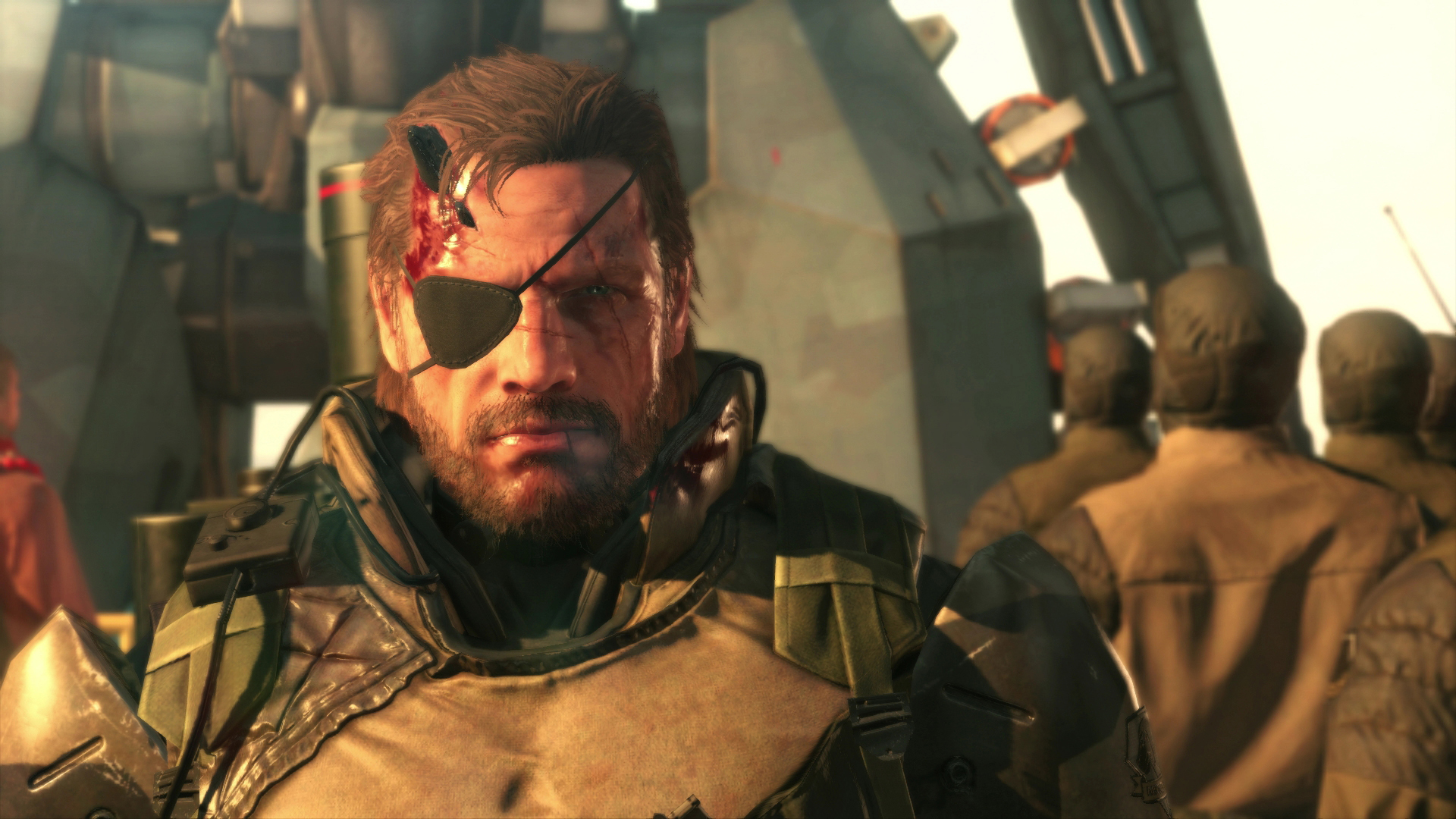 Image result for METAL GEAR SOLID V: THE PHANTOM PAIN