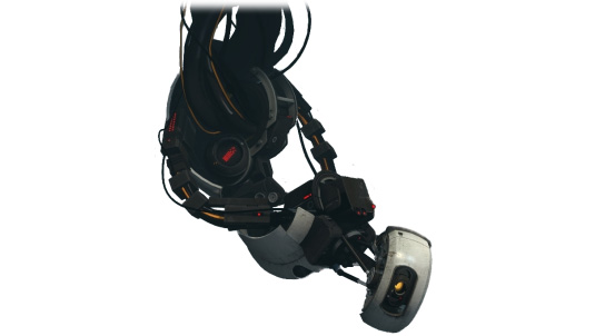 Best character designs in games: GlaDOS