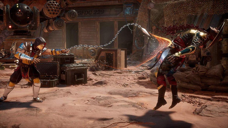 best Nintendo Switch games: Mortal Kombat 11