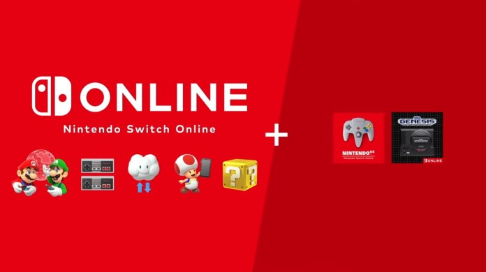 Nintendo Switch Online and Expansion Pass