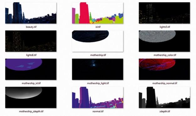 2Pmgm8CSb3NB2ZStbovTRh Build a complex 3D sci-fi scene in Blender Random