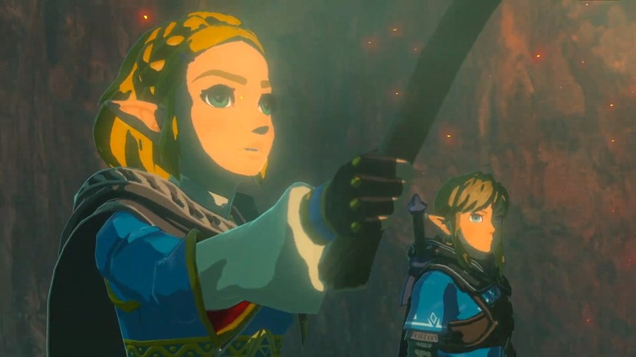 "The Legend of Zelda: Breath of the Wild sequel will stay a mystery for ""a bit longer"" 