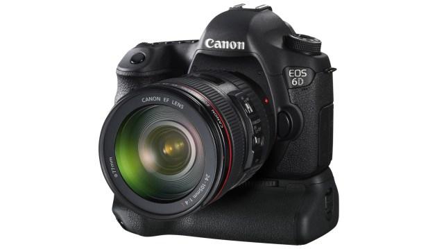 Canon EOS 6D review