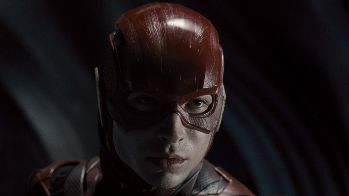 Snyder Cut Justice League review: The Flash