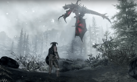 This Skyrim third-person mod looks dope 2