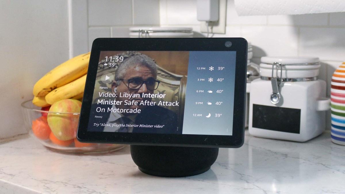 Amazon Echo Show 10 (3rd gen) review