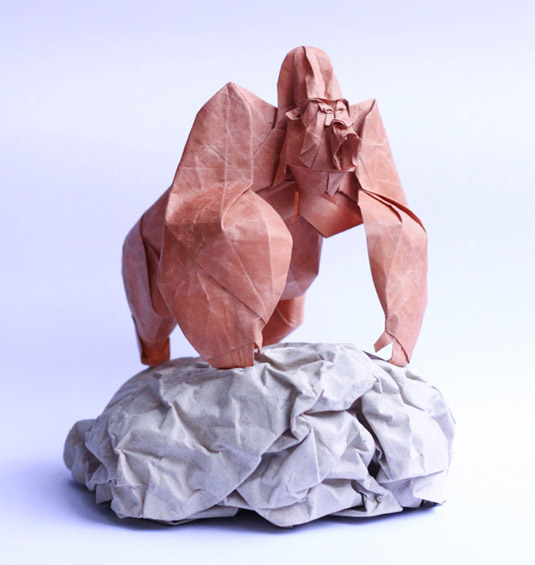 examples of paper art