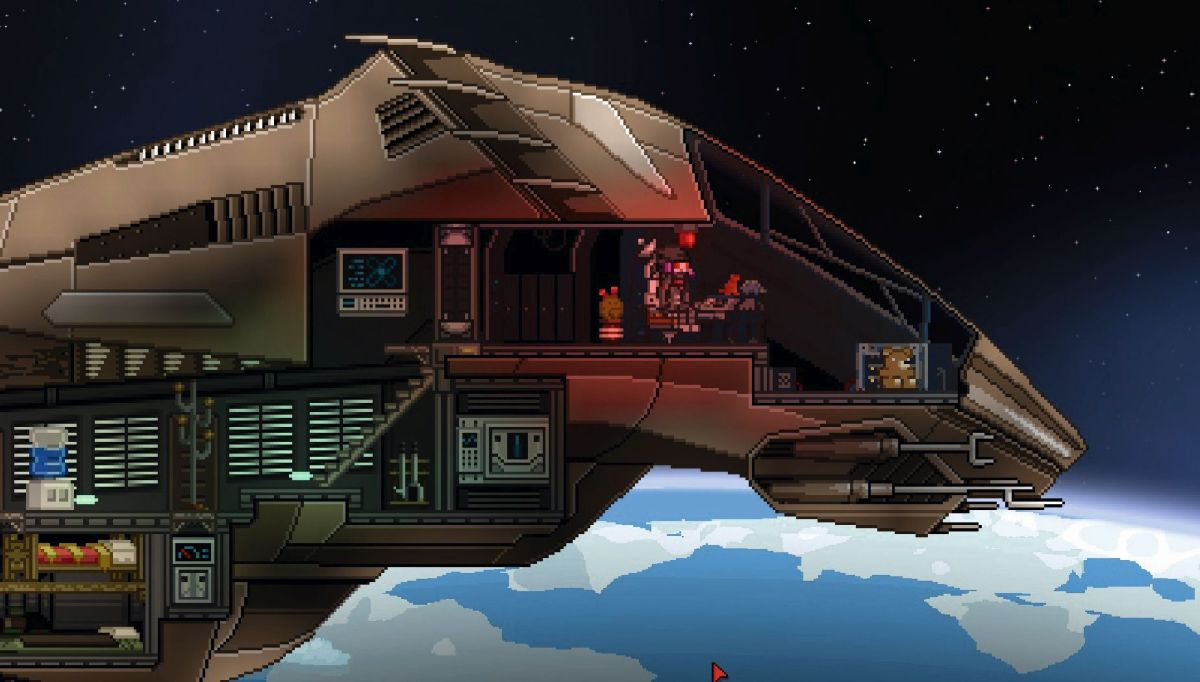 How Starbound Plans To Break Down The Lines Between Player
