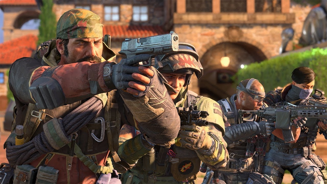 Call Of Duty Black Ops 4 Beta System Requirements Announced