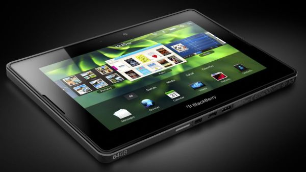 BlackBerry PlayBook with 10-inch display in the works ...