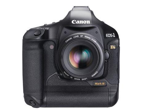 Canon EOS 1Ds Mk III review | TechRadar