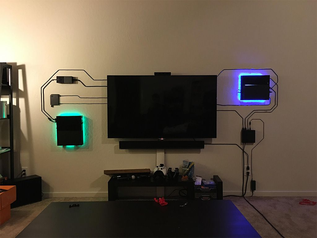 Check out this clever cable management scheme  PC Gamer