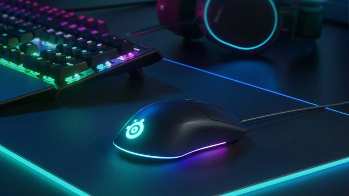 Best gaming mouse: SteelSeries Rival 3