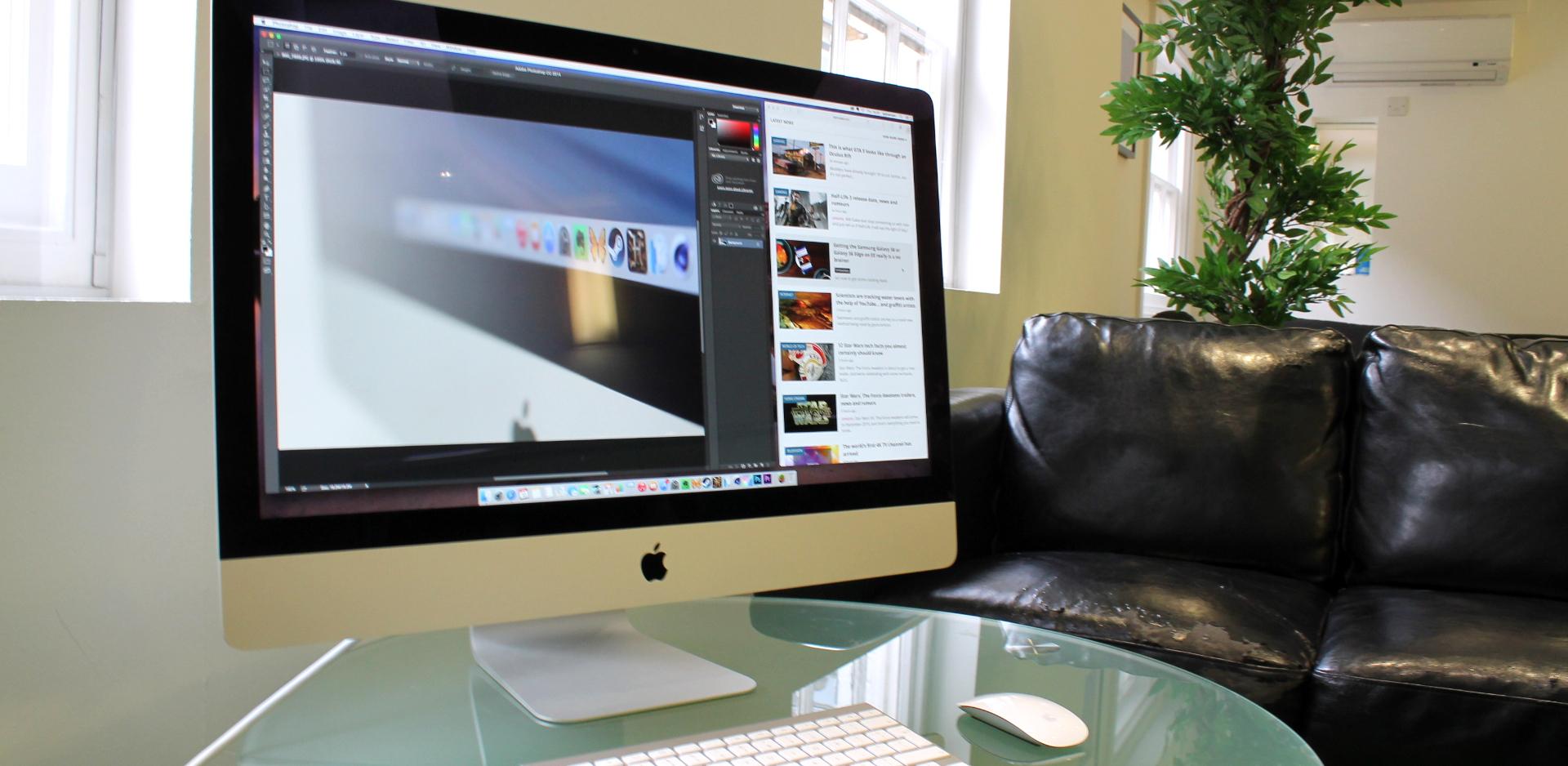 27-inch iMac with 5K Retina display - Best Mac 2016