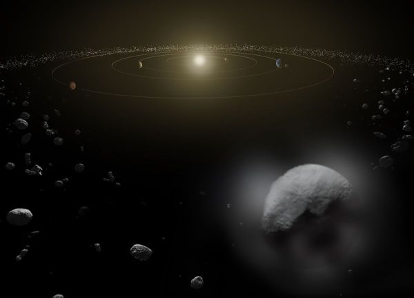 The Asteroid Belt May Be a 'Treasure Trove' of Planetary ...