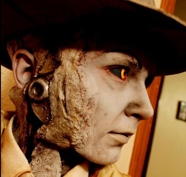 This Nick Valentine Fallout 4 Cosplay Is Fantastic