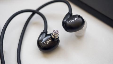 RHA T20i review | TechRadar