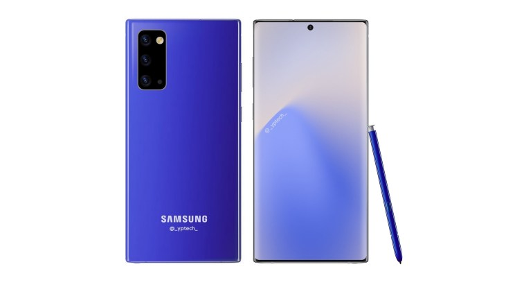 Samsung Galaxy Note 20 launch event details just leaked | Tom's Guide