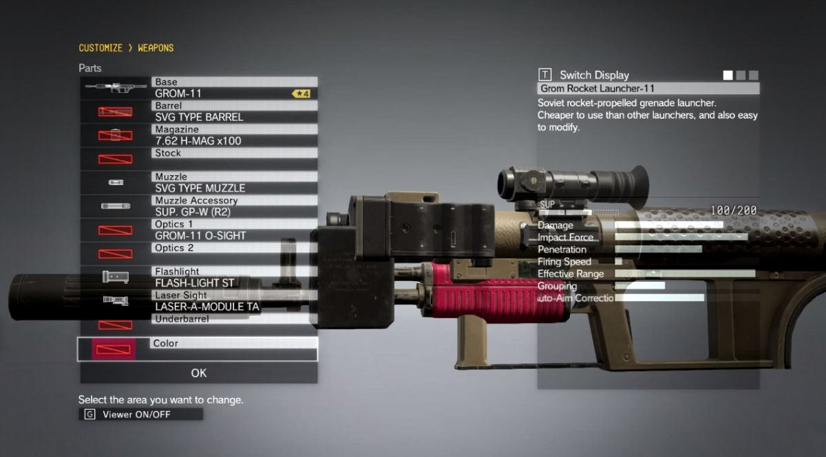 Metal Gear Solid 5 Glitch Lets You Put A Suppressor On A