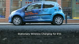 wireless vehicle charging