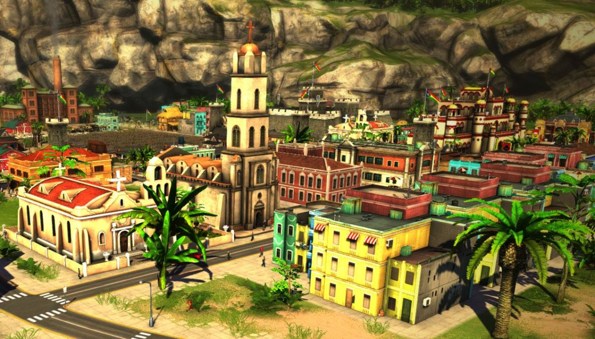 Tropico 5 Review PC Gamer