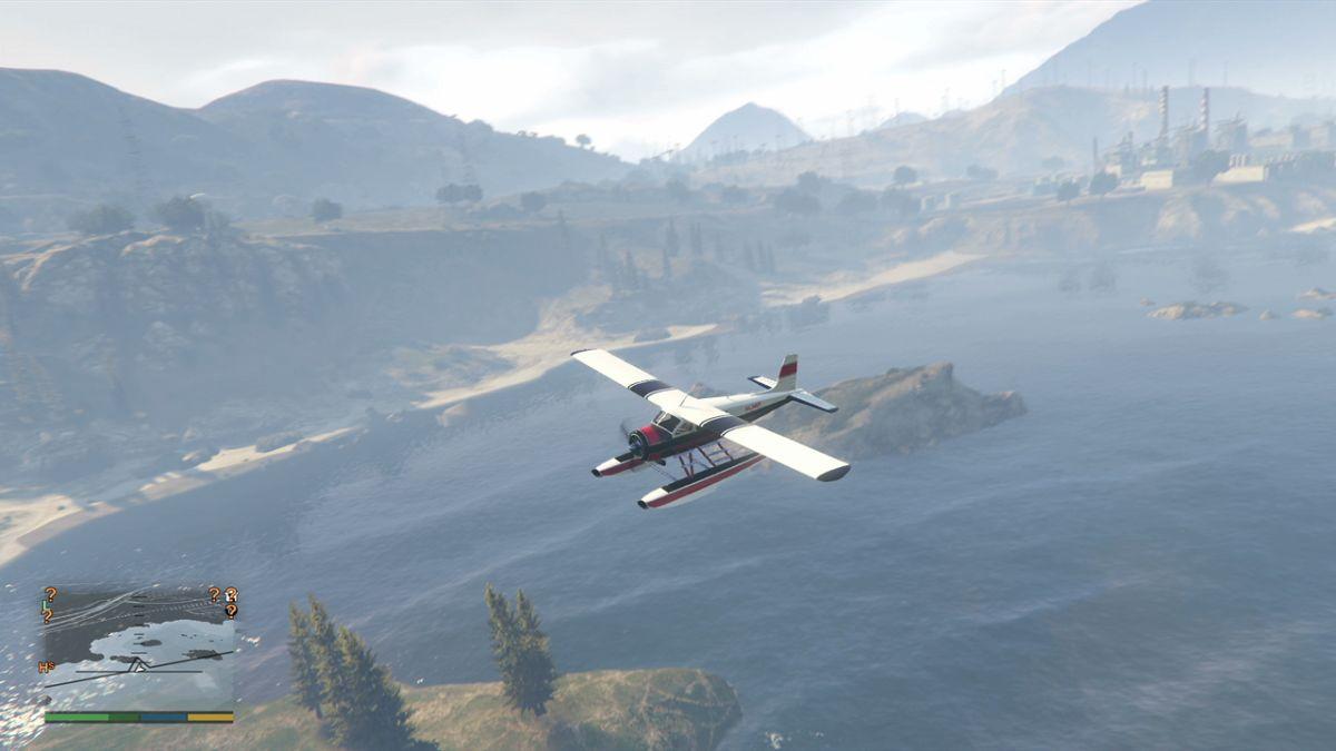 GTA 5 Dodo Seaplane Unlock And Location Guide GamesRadar