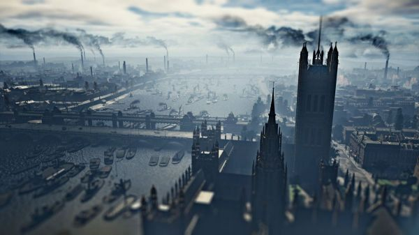 The city of London in Assassin's Creed Syndicate | PC Gamer