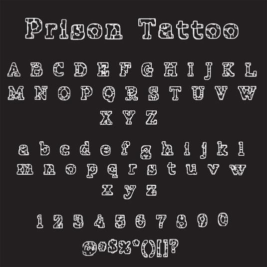 4f05d0a9596297c1bb1be94dcccf2e1c 51 free tattoo fonts for your body art Random