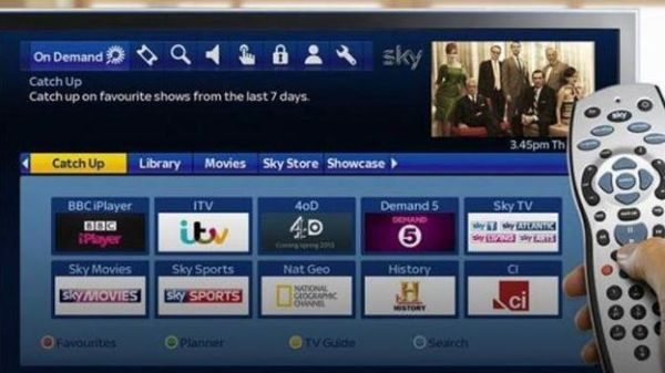 Sky On Demand completes terrestrial catch-up collection ...