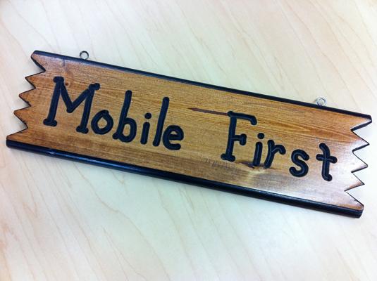 Mobile website design tips: 14