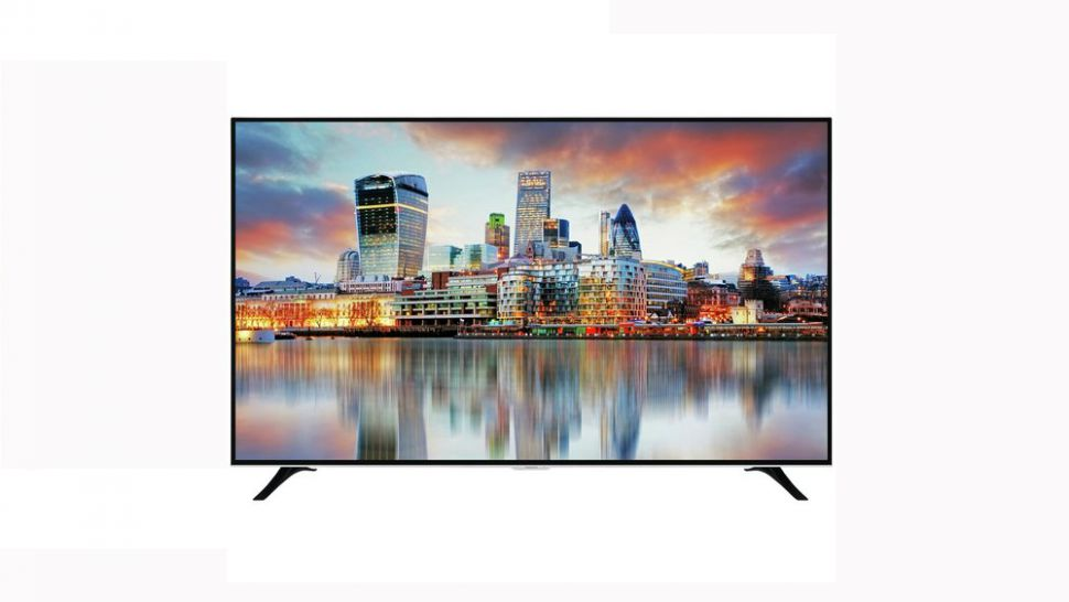 most affordable 75-inch TV: Hitachi 75HL16T64U