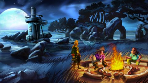 Monkey Island 2 Special Edition Review PC Gamer
