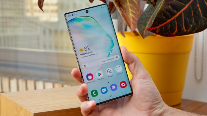 Samsung Galaxy Note 10 Review Techradar