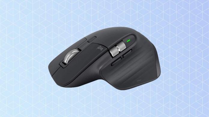 Best mouse: Logitech MX Master 3
