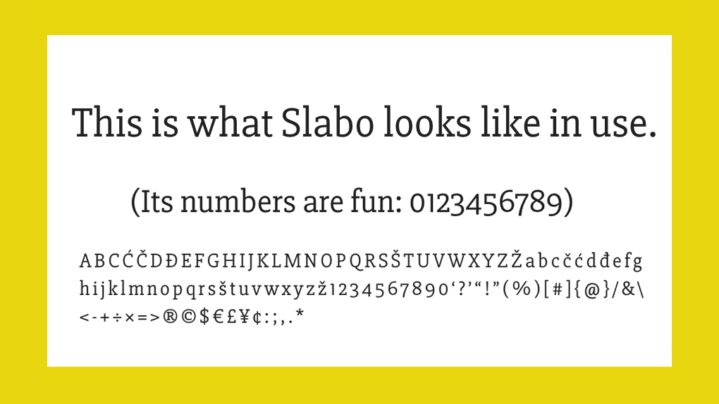 55 best free fonts for designers 14
