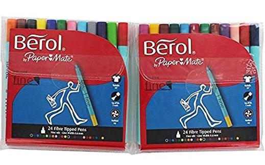 Best budget pens: Berol Colour Fine Liners