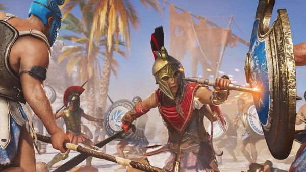 Buy Assassin's Creed Odyssey cheap on PS4, Xbox One, and ...