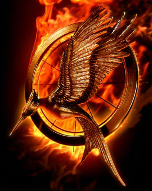 Hunger Games Catching Fire Logo New Logo For Hunger Games