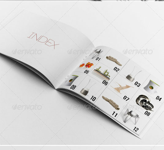Best brochure templates: A5