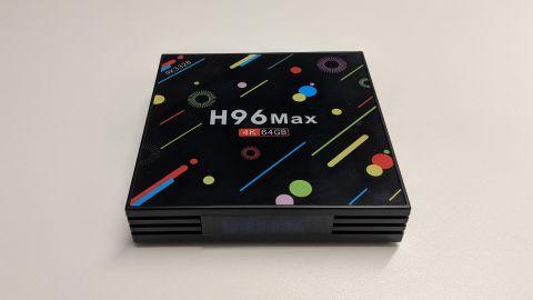 H96 Max H2 review | TechRadar