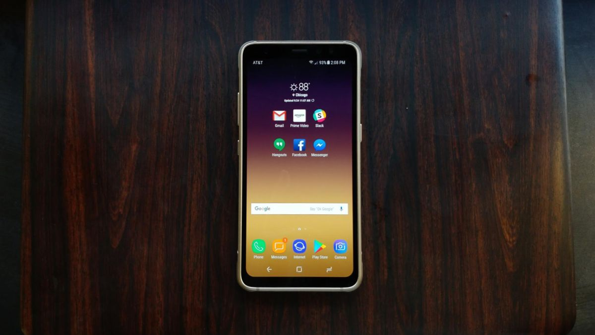 Samsung Galaxy S8 Active Review What It S Like To Use