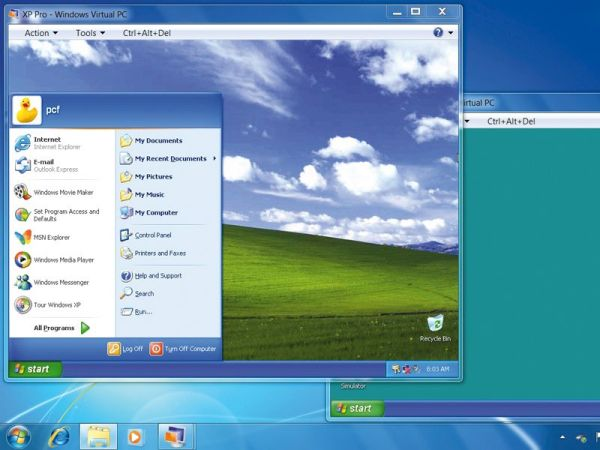 Windows 7 XP Mode: the complete guide: Page 2   TechRadar