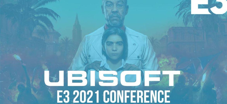 E3 2021 में Ubisoft फॉरवर्ड – 7 सबसे बड़ी घोषणाएँ