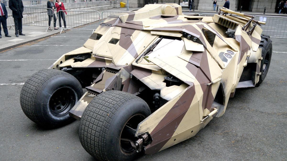 The Technology Of The Tumbler How Britain Made The Dark