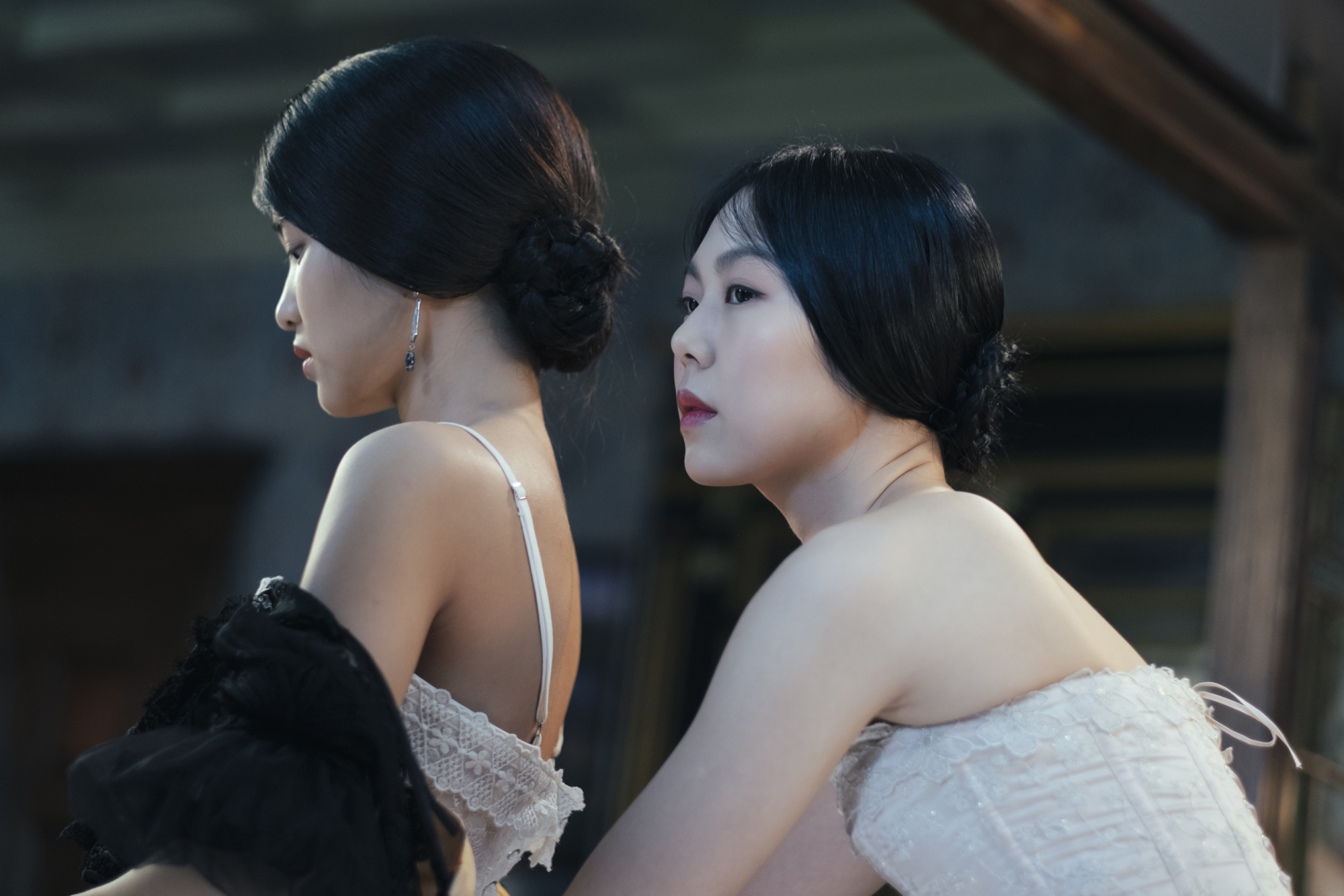 Movies to watch during Pride: the handmaiden