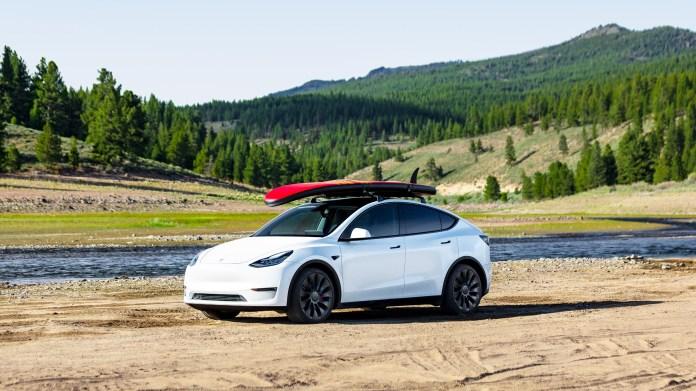 Tesla Model Y: outlook