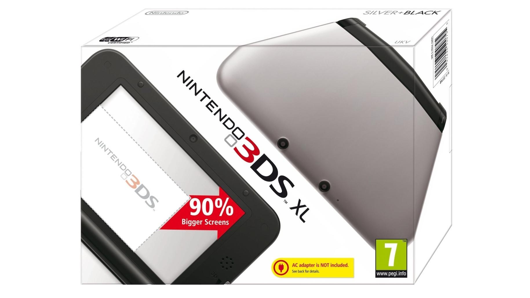 3ds XL deals