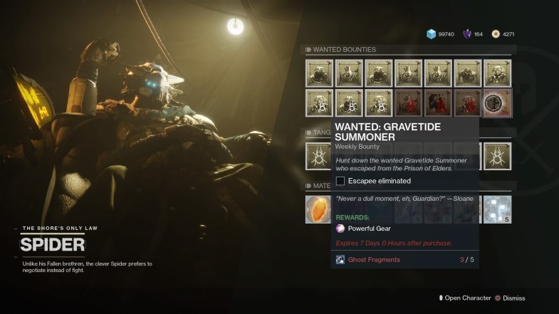 Image result for destiny 2 forsaken spider