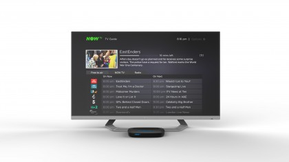 Now TV Smart Box TV Guide