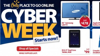 cyber monday bargains